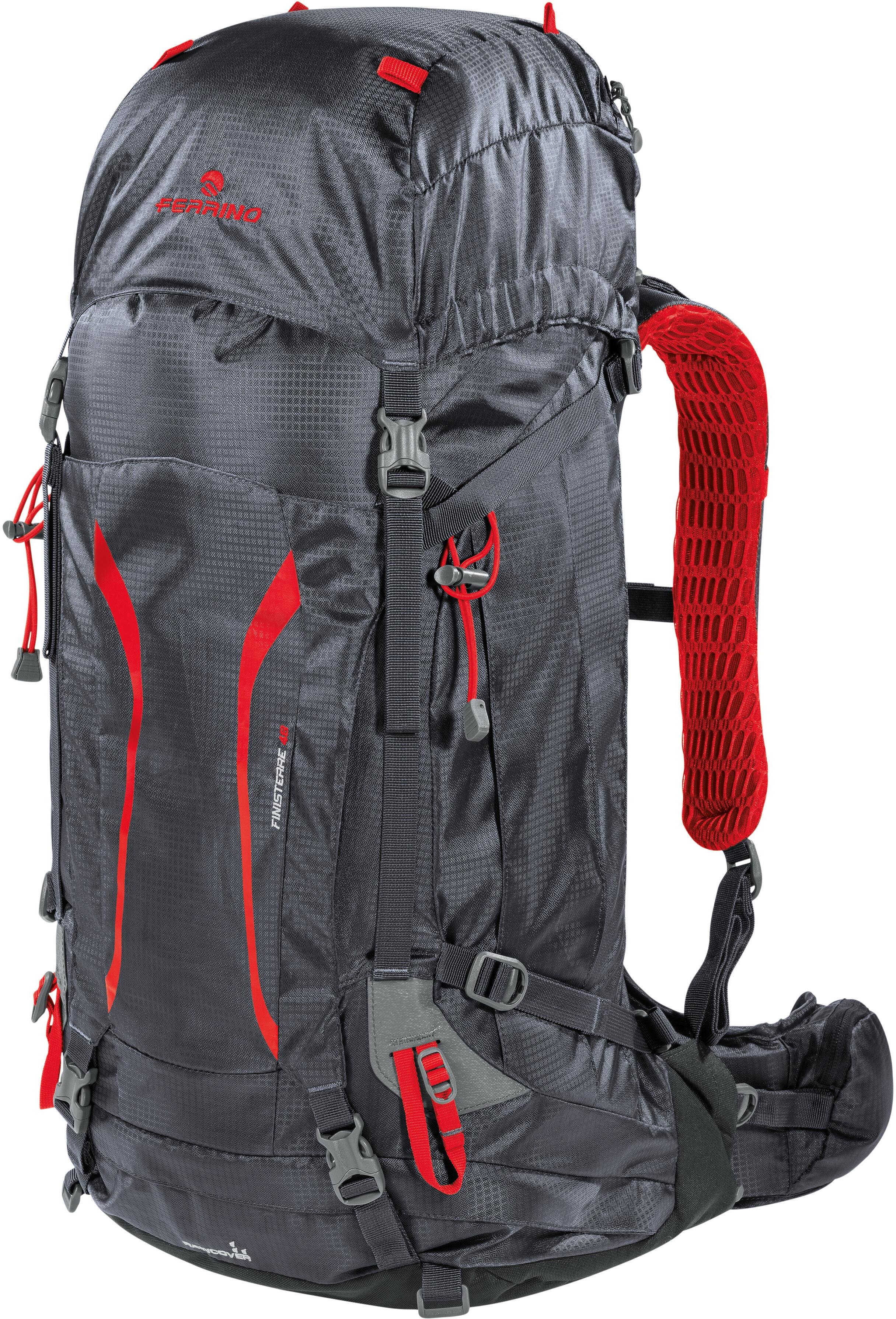 disponibilità nel Regno Unito 51034 f087f Ferrino Finisterre Backpack 48l Men dark grey